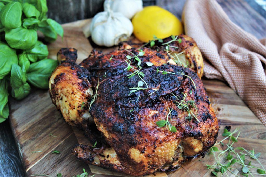 Grillet kylling i Airfryer